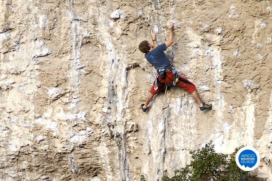 Guide Alpine Arco Climbing