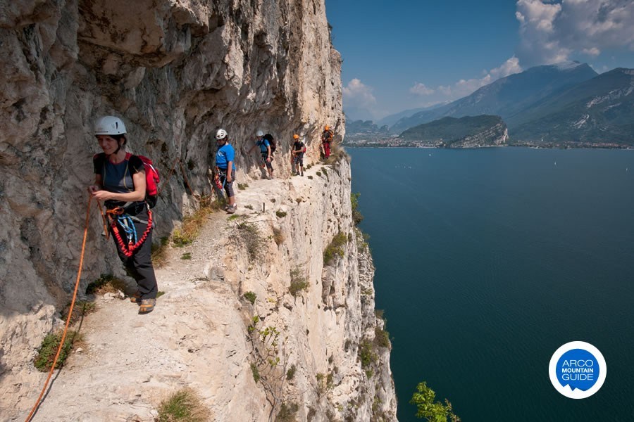Guide Alpine Arco Ferrata