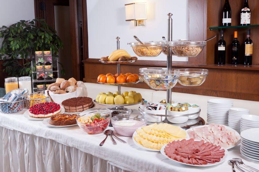 Breakfast Ristorante Centrale Torbole