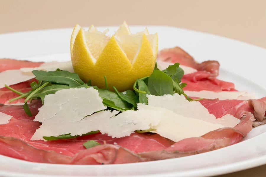 Ristorante Centrale Torbole Carne Salada