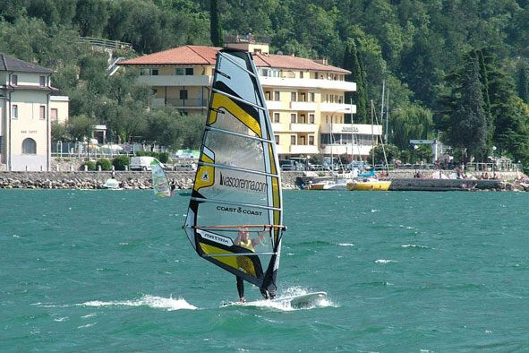 Windsurf Torbole Hotel Centrale
